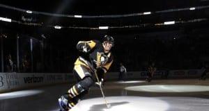 Evgeni Malkin of the Pittsburgh Penguins