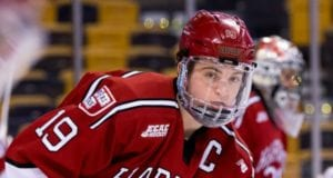 Jimmy Vesey signs with the NY Rangers, beating out the Boston Bruins and others