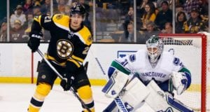 Looking like Loui Eriksson could end up with the Vancouver Canucks