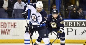 David Backes and Andrew Ladd were signed by the Boston Bruins and New York Islanders