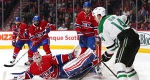 Jamie Benn of the Dallas Stars and P.K. Subban formerly of the Montreal Canadiens
