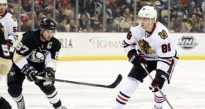 Sidney Crosby and Patrick Kane are both at the top of this year's fantasy hockey top NHL players rankings