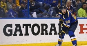 Alex Steen signs a four year extension with the St. Louis Blues