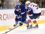 The Toronto Maple Leafs put Seth Griffith on waivers