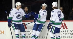 Daniel Sedin and Alex Edler are two of eight Vancouver Canucks who have a NTC or NMC