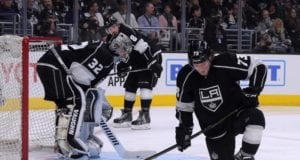 Jonathan Quick and Tyler Toffoli