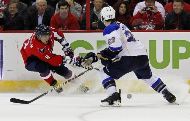 Examining the Washington Capitals-St. Louis Blues Kevin Shattenkirk trade