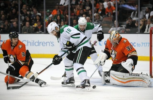 Dallas Stars trade Patrick Eaves to the Anaheim Ducks