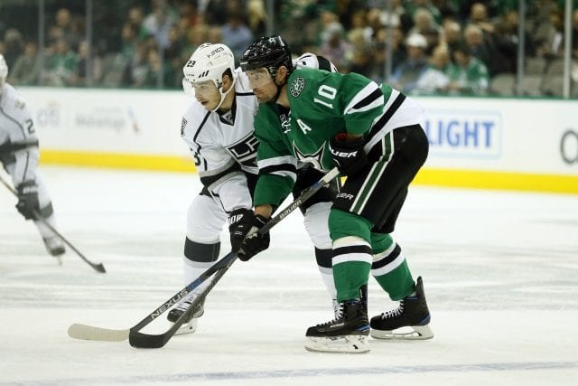 The Los Angeles Kings could still trade for Patrick Sharp, but would need make some moves first
