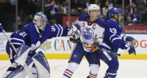 What the Toronto Maple Leafs and Edmonton Oilers are thinking leading up to tomorrow's NHL trade deadline