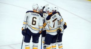 Team focusing on Sabres defensemen Dmitry Kulikv and Cody Franson