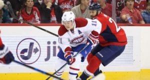 Montreal Canadiens forward Brendan Gallagher will return today