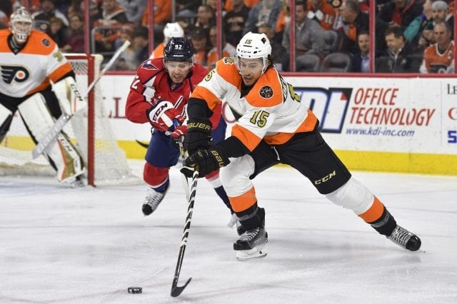 Michael Del Zotto wants to remain with the Philadelphia Flyers