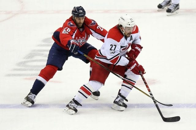 Could the Carolina Hurricanes move defenseman Justin Faulk?