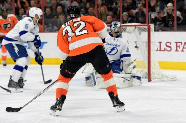 Philadelphia Flyers trade Mark Streit to the Tampa Bay Lightning for Valtteri Filppula and picks