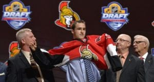 The Ottawa Senators and Colin White talking contract - amateur tryout vs entry-level