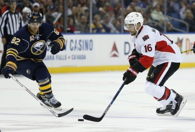 Ottawa Senators forward Clarke MacArthur isn't giving up on returning to the NHL