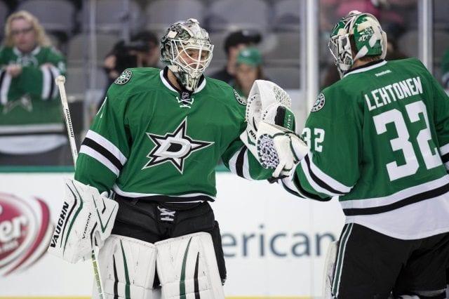 Do the Dallas Stars buyout Kari Lehtonen, Antti Niemi or both?