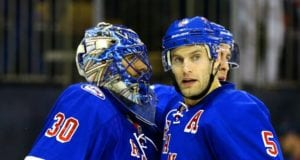 Henrik Lundqvist and Dan Girardi are about to return to the New York Rangers lineup.