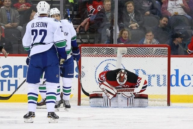 Cory Schneider and Daniel Sedin are two players who could use a change of scenery