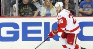 Detroit Red Wings trade Steve Ott to the Montreal Canadiens