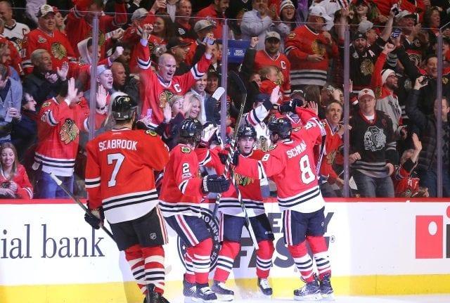 NHL attendance through 30 games