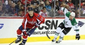 Kevin Shattenkirk of the Washington Capitals