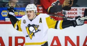 Evgeni Malkin of the Pittsburgh Penguins