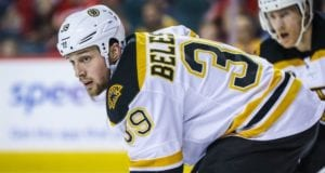 The Boston Bruins could look to move Matt Beleskey again this offseason.