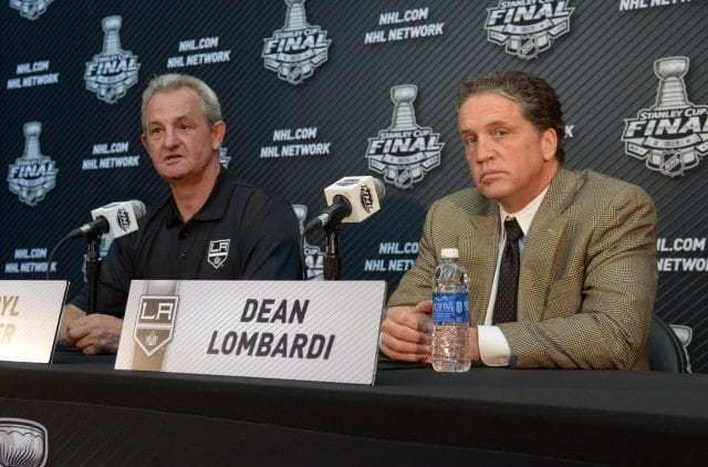 LA Kings fire Dean Lombardi and Darryl Sutter