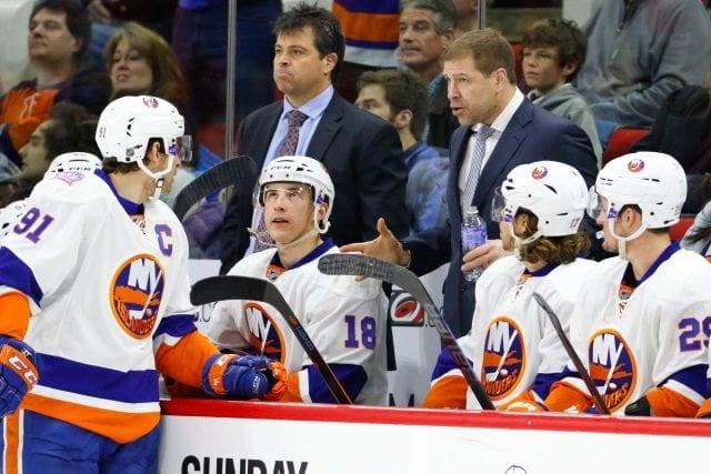 John Tavares of the NY Islanders