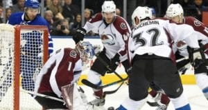 The Colorado Avalanche could be leaning towards protecting Semyon Varlamov over Calvin Pickard