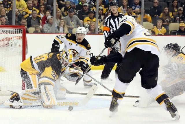 Pittsburgh Penguins Matt Murray out for Game 2