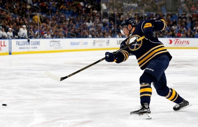 Buffalo Sabres forward Jack Eichel responds to report that he's not interested in an extension if Dan Bylsma is their head coach