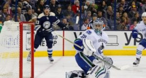 The Vancouver Canucks open to re-signing Ryan Miller