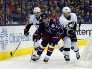 Brandon Dubinsky has surgery ... Kris Letang starts skating