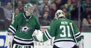 Antti Niemi and Kari Lehtonen are NHL buyout candidates for the Dallas Stars