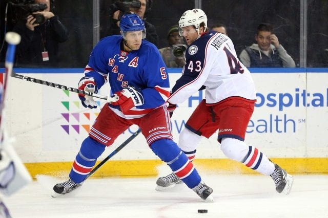 Dan Girardi and Scott Hartnell could be buyout candidates