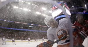 Ryan Pulock of the New York Islanders