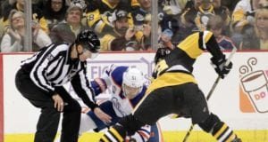Pittsburgh Penguins pending UFA center Nick Bonino could be an option for the Edmonton Oilers