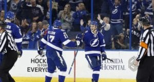 The Tampa Bay Lightning may have to decide between Alex Killorn and Vladislav Namestnikov for the expansion draft