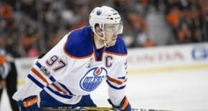 Two reports of the Edmonton Oilers and Connor McDavid talking eight years and over $13 million a season