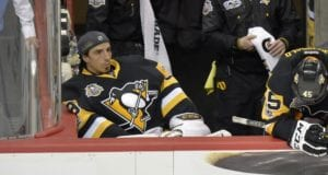 Marc-Andre Fleury agreed to waive his no-movement clause back in February