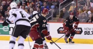 Arizona Coyotes pending free agents Shane Doan and Radim Vrbata