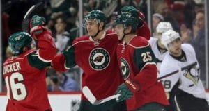 NHL expansion draft Minnesota Wild primer
