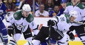 Cody Eakin and Jamie Oleksiak could be exposed by the Dallas Stars for the expansion draft