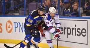 Derek Stepan and Kevin Shattenkirk