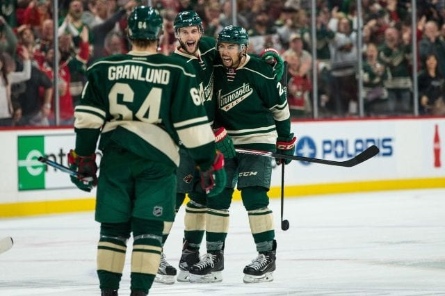 Minnesota Wild may have worked out a deal to protect Matt Dumba and Marco Scandella from the Vegas Golden Knights