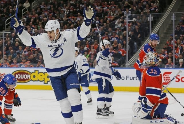 Brian Boyle interested in returning to the Tampa Bay Lightning