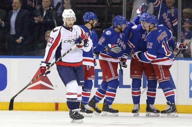 The New York Rangers are one of the teams that is interested in Kevin Shattenkirk, but they may not be a frontrunner